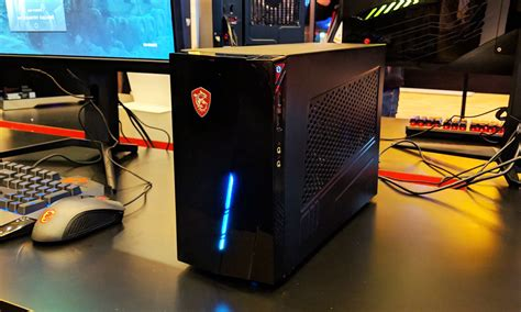 MSI Infinite S: Mid-Level Gaming in a Pint-Sized Case