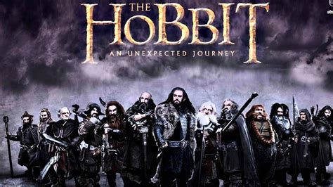 The Hobbit - Theme Song - Misty Mountains (FULL HD 1080p