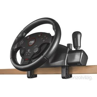 Trust 20293 GXT288 Force Vibration Steering Wheel PC/PS3