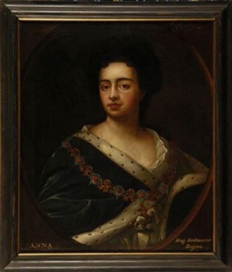 University of Glasgow :: Story :: Biography of Queen Anne
