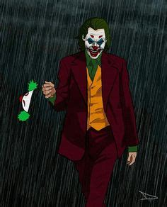A Joker movie poster that I made