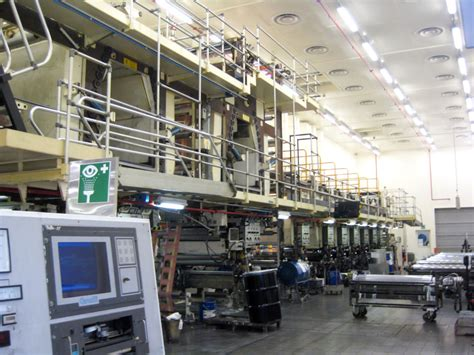 Amcor Flexibles Gent Increases Productivity with QuadTech