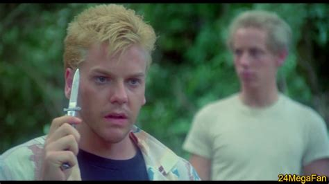 'Stand By Me' Knife / Gun clip with Kiefer Sutherland (HD