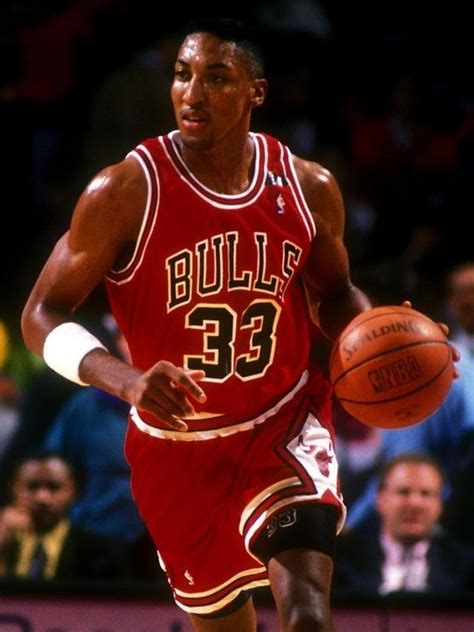 Scottie Pippen | NBA Shoes Database