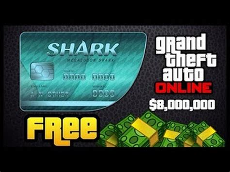 HOW TO GET SHARK CARDS FOR FREE IN GTA 5 ONLINE! (PS4