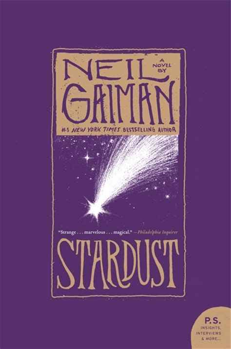 Stardust Neil Gaiman Quotes