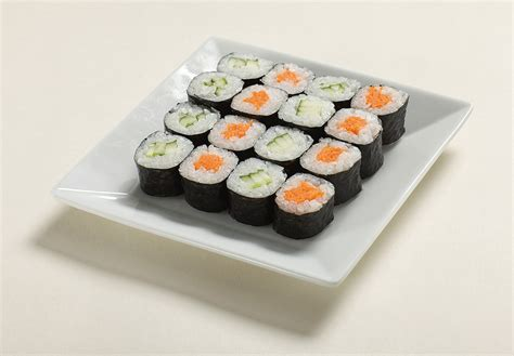 Our Sushi - Sushi with Gusto