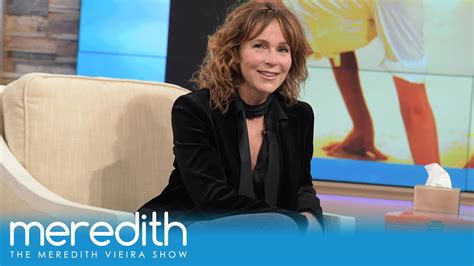 Jennifer Grey On Her Father Coming Out | The Meredith