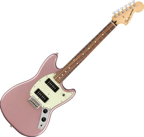 Fender Player Mustang 90, PF, Burgundy Mist Metallic