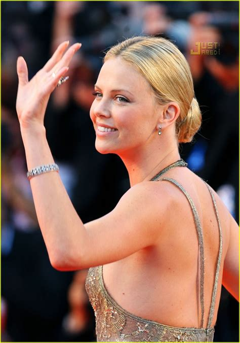 Charlize Theron is a Feather Duster: Photo 557371