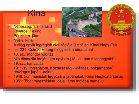 PPT - India- Kína PowerPoint Presentation, free download