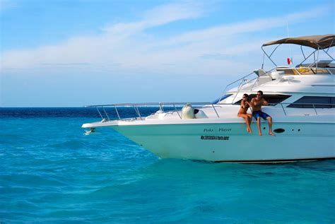 Yachts for rent in Cancún