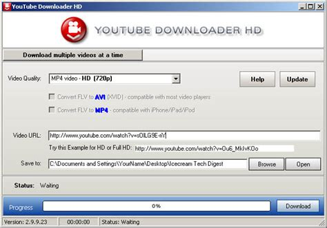 Best Free YouTube Downloaders for Windows - Icecream Tech