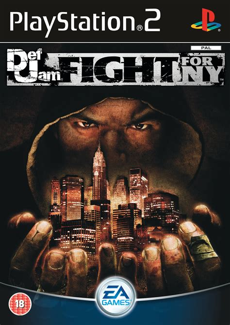 Def Jam - Fight for NY (USA) ROM / ISO Download for