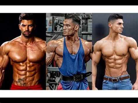 Top 10 Aesthetic Physiques in the World 2019 | Workout