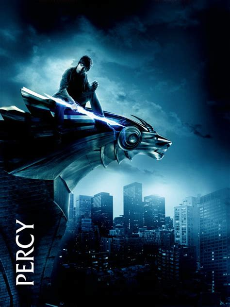 Percy Jackson & The Olympians: The Lightning Thief (2010