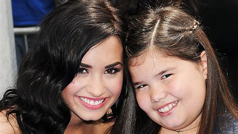 Demi Lovato's Sister's Transformation: Looks So Different