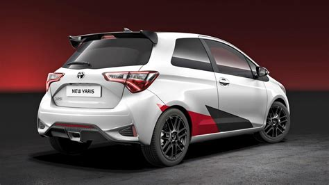 Toyota is making a rally-inspired Yaris hot hatch | Top Gear