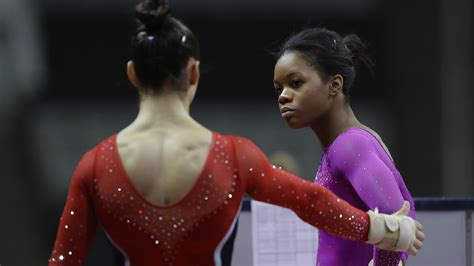 Gabby Douglas Reveals on Instagram She Was Sexually Abused