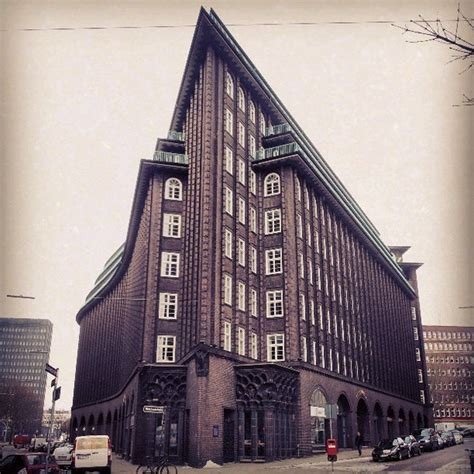 Chilehaus - Building in Hamburg