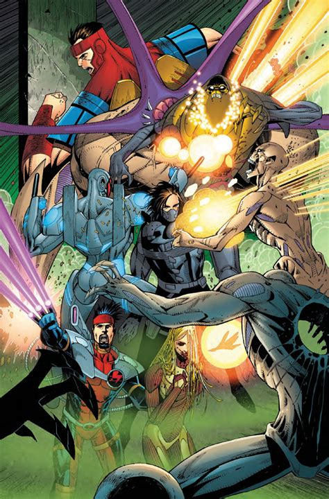 Preview: THUNDERBOLTS #2 - Comic Vine