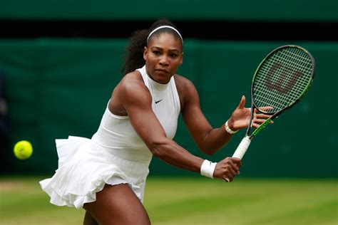 7 Ways That Serena Williams Is a Role Model   Teen Vogue