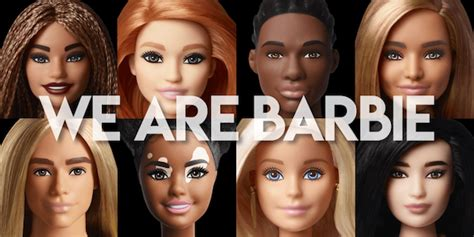Mattel Rolls Out More Diverse Barbies Including Dolls With