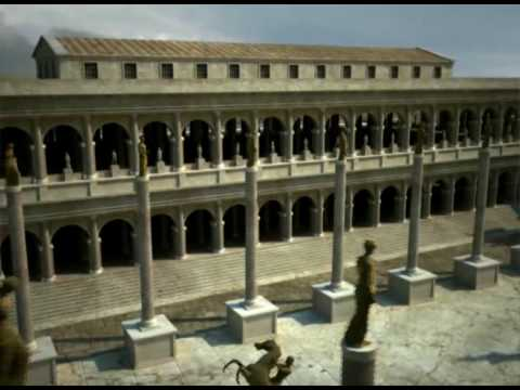 Roman Forums, Imperial Fora - Crystalinks