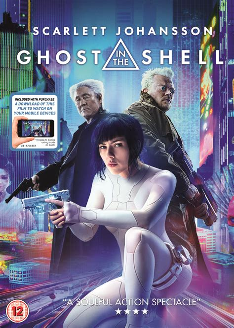Win the action-packed Ghost In The Shell on DVD with our