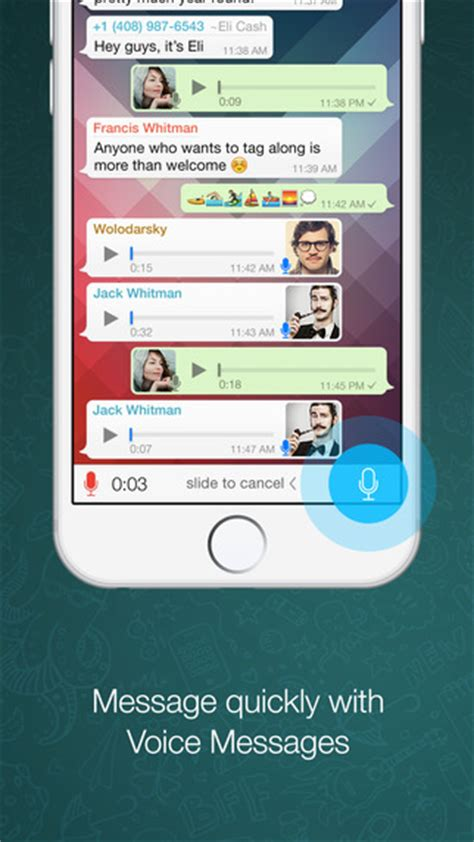 WhatsApp Messenger Gets Updated With Dynamic Type, Quick