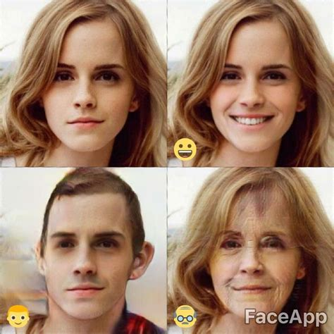 FaceApp on Android: Selfie-morphing app lets you put