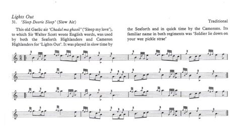 braveheart theme song sheet music for bagpipes - Google