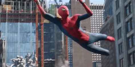 Spidey takes on the Elementals in first Spider Man: Far